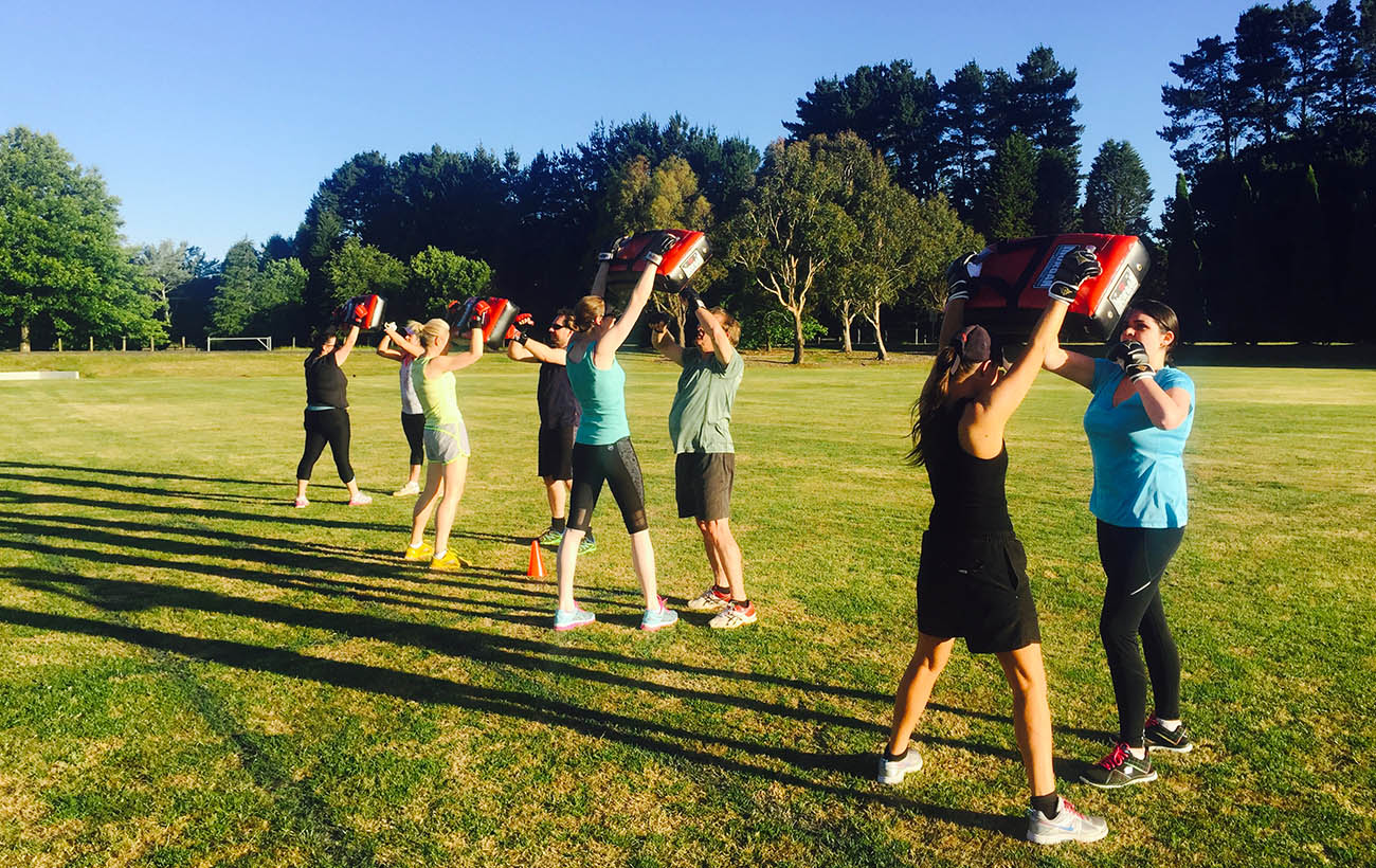 Simply Fitness Southern Highlands, Outdoor Fitness Classes
