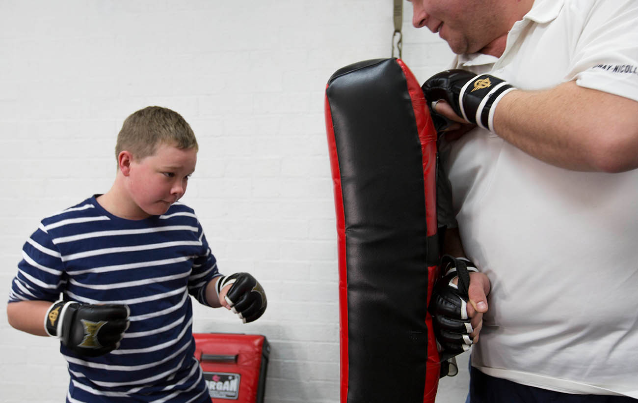 Simply Fitness Southern Highlands, Boxing Fitness Classes