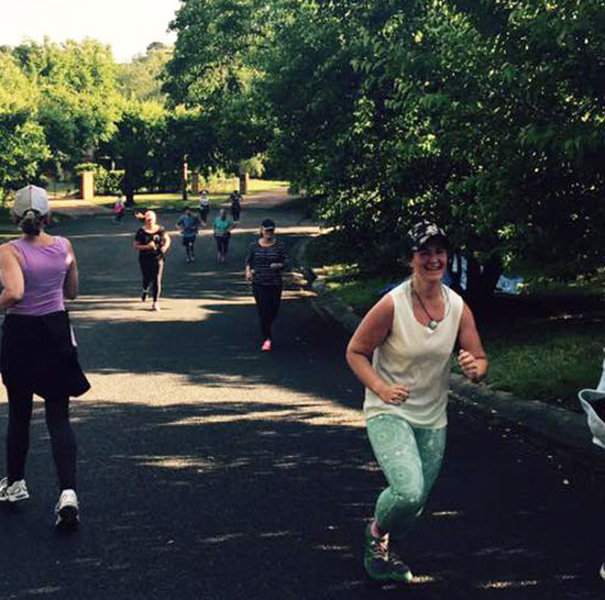 Simply Fitness Southern Highlands, Run Club Fitness Classes