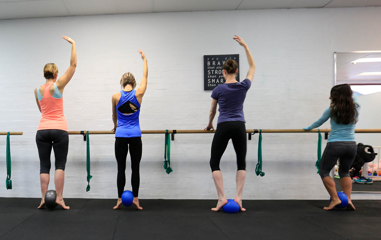 Simply Fitness Southern Highlands, Barre Attack Fitness Classes