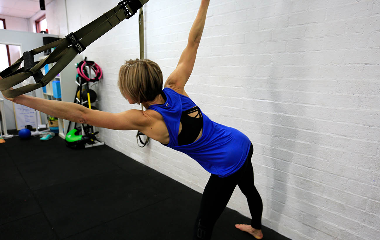 Simply Fitness Southern Highlands, TRX Fitness Classes