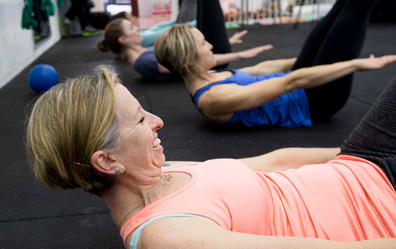 Simply Fitness Southern Highlands, Solid Core Fitness Class
