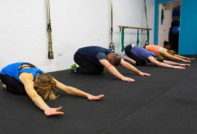 Simply Fitness, Southern Highlands, Yoga Class